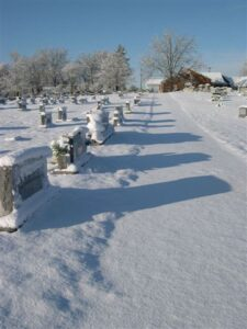 Cemetery-Snow-Nazareth-Presbyterian-Church